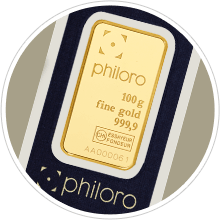 philoro Goldbarren