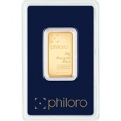 Goldbarren 20g - philoro