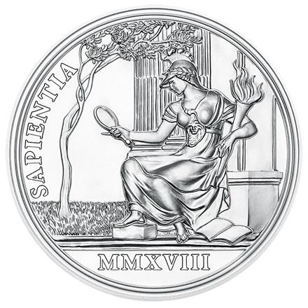20 Euro Silbermünze Maria Theresia Weisheit Und Reformen
