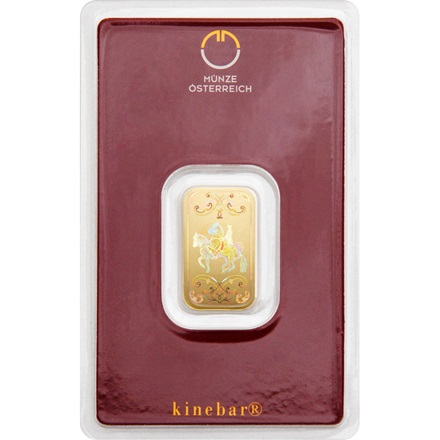 Goldbarren 5g Münze österreich