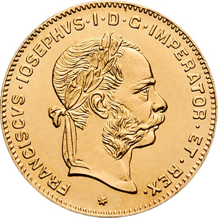 Gold 4 Gulden